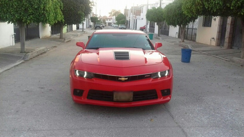 chevrolet camaro 6.2 coupe ss v8 man mt 2015