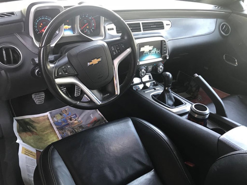 chevrolet camaro 6.2 coupe ss v8 man mt