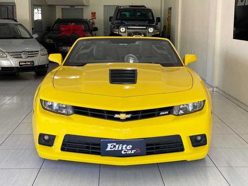 chevrolet camaro 6.2 ss conversível v8 gasolina 2p aut