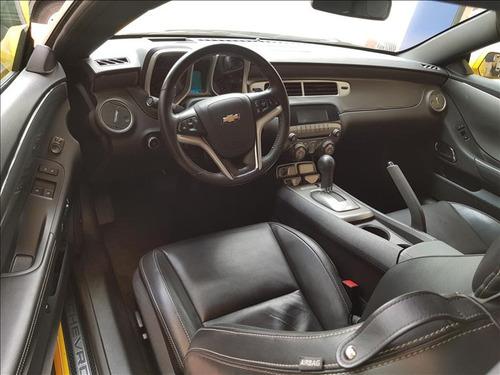 chevrolet camaro 6.2 ss coupé v8
