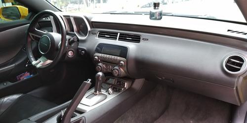 chevrolet camaro 6.2 ss coupé v8 automático