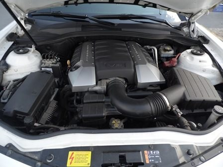 chevrolet camaro 6.2 ss coupé v8 gasolina 2p automático