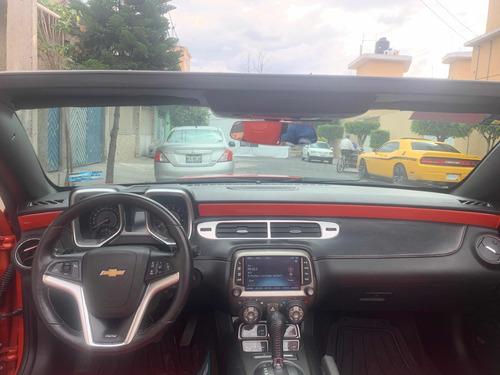 chevrolet camaro 6.2 ss paq. h convertible at 2013