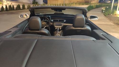chevrolet camaro 6.2 ss paq. h convertible at 2014