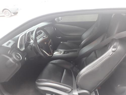 chevrolet camaro 6.2 v8 branco 2013 extremamente novo