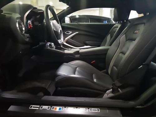 chevrolet camaro 6.2 v8 ss 2p coupé - 2018 ( 3.900km)