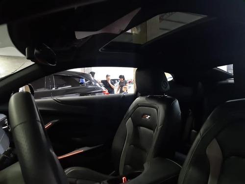 chevrolet camaro 6.2 v8 ss 2p coupé - 2018 ( 4.600km)