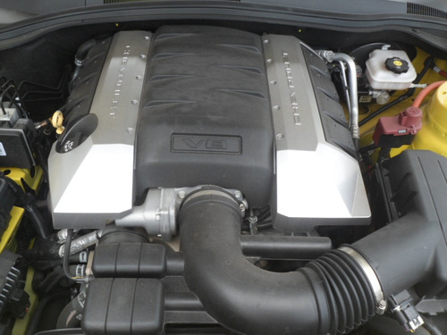 chevrolet camaro 6.2 v8 ss ano 2014  2p coupé