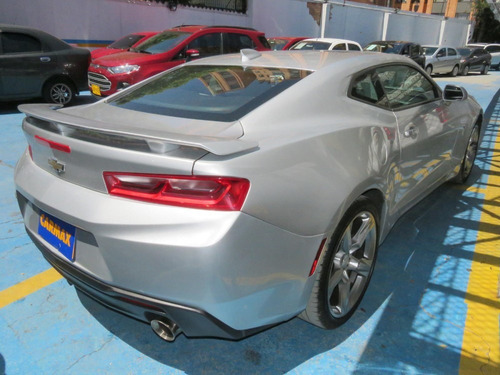 chevrolet camaro carro
