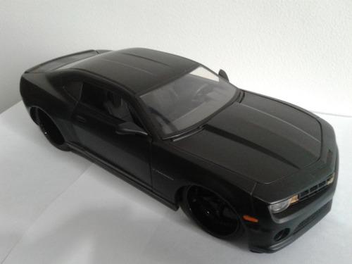 chevrolet camaro concept - escala 1/18 - jada