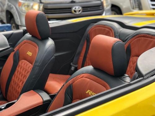 chevrolet cámaro, convertible, rs 2017, tel. 8296581155