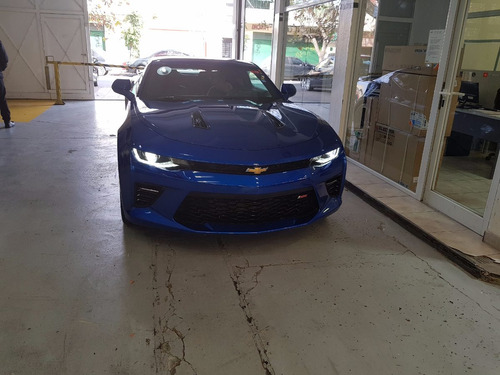 chevrolet camaro cuope ss my17 #1