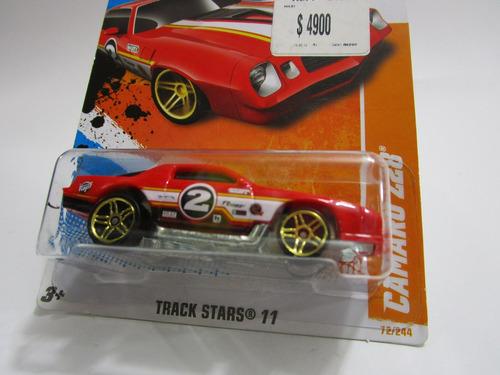 chevrolet camaro escala 1/64 coleccion hot wheels 7cm