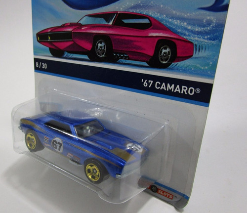 chevrolet camaro escala 1/64 coleccion hot wheels