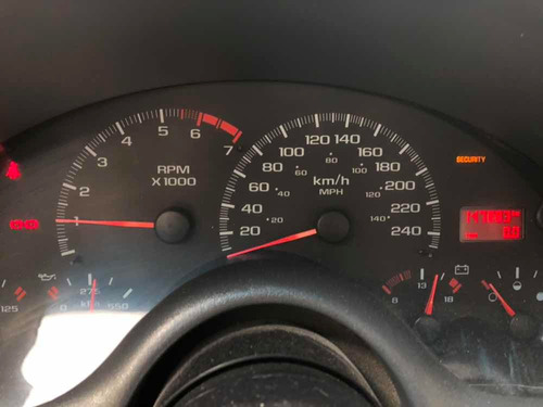 chevrolet camaro hachback lujo piel cd z28 at 1998