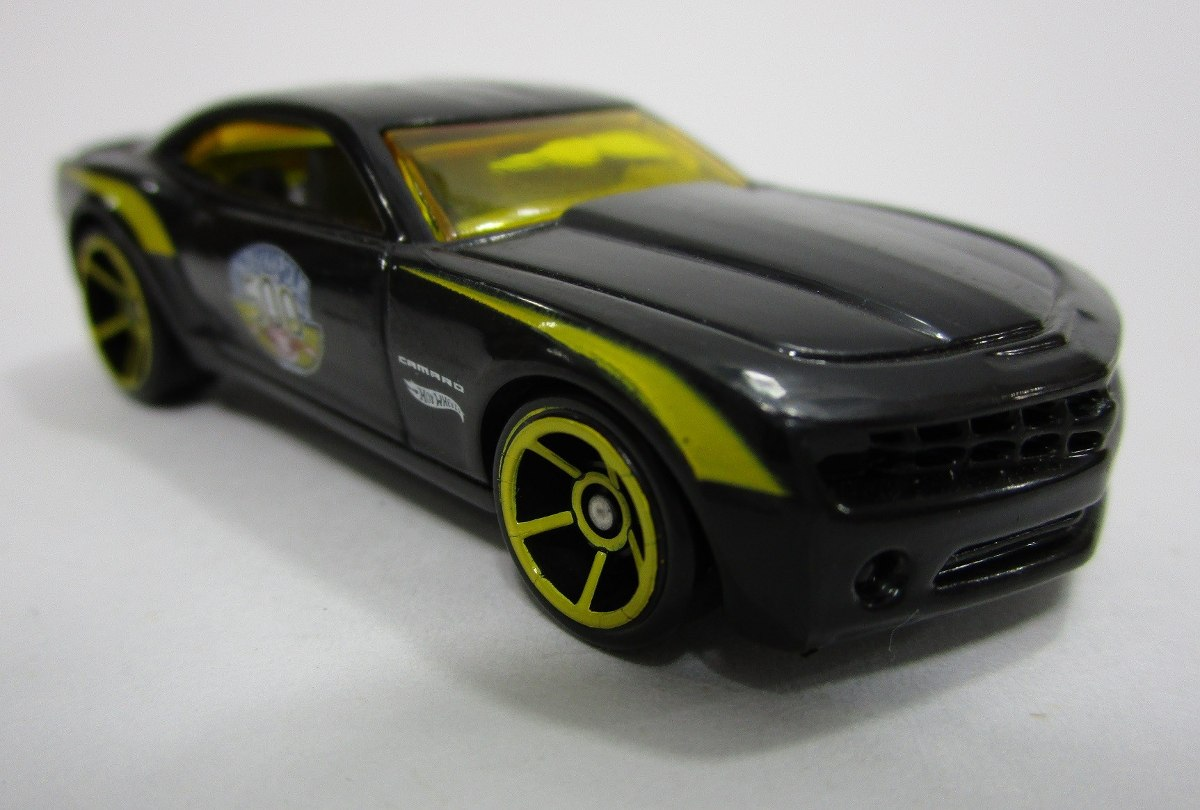Chevrolet Camaro Indianapolis Escala Coleccion Hot Wheels H6