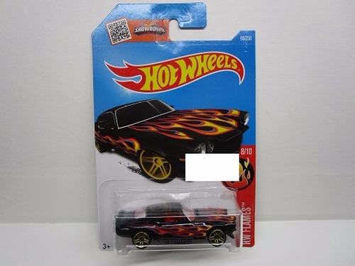 chevrolet camaro llamas flamas coleccion hot wheels