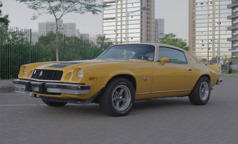 chevrolet camaro lt 1974