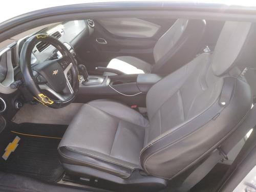 chevrolet camaro  lt 2012, versión de lujo.