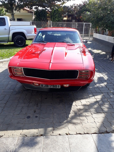 chevrolet camaro rs 1969