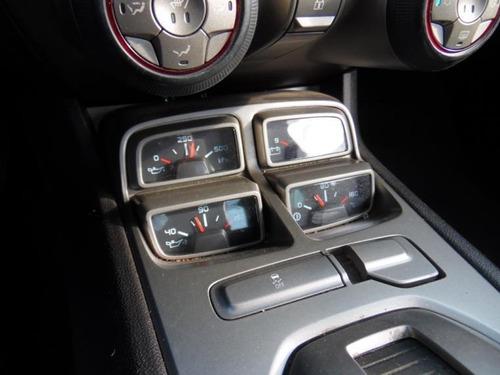 chevrolet camaro ss 6.2 aut 2012