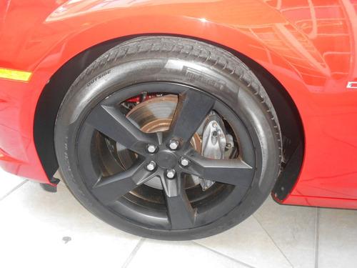 chevrolet camaro ss convertible v8 at