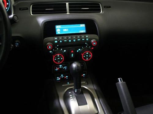 chevrolet camaro ss coupé 6.2 v8