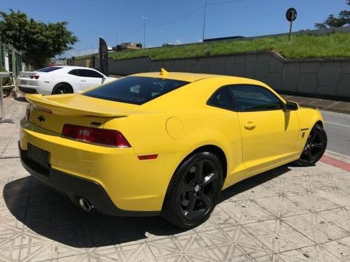 chevrolet camaro ss coupé 6.2 v8, qqq8523