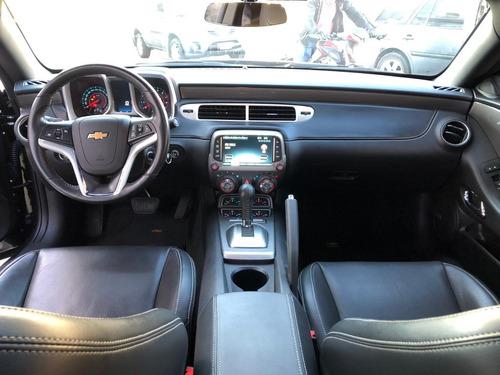 chevrolet camaro ss v8 2014 coupe pro seven!!