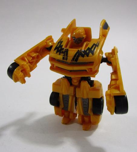 chevrolet camaro transformer transformers escala 7.5cm largo
