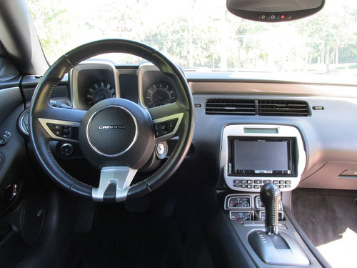 chevrolet camaro v6 automatico 2010