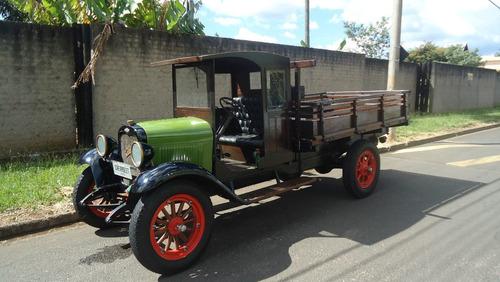 chevrolet caminhão antigo