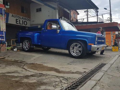 chevrolet camioneta colección pikup silverado c10 clásico
