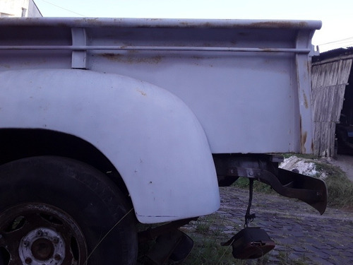 chevrolet canadiense pickup 51 f 100