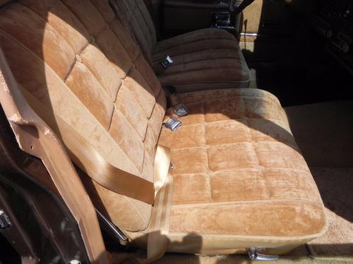 chevrolet caprice hard top 4 puertas