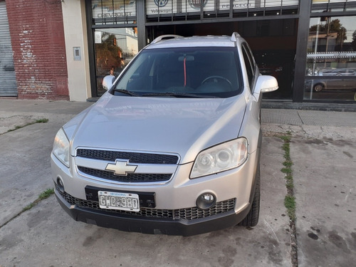 chevrolet captiva 2.0 vcdi lt mt 2008