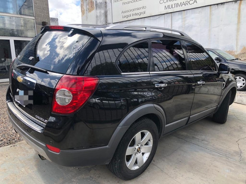 chevrolet captiva 2.0 vcdi ltz at 2011