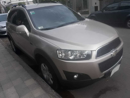 chevrolet captiva 2012 full 5as 1ra mano jubilado vende urg