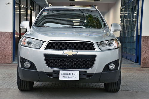 chevrolet captiva 2013 ls - caja de 6ta - impecable!