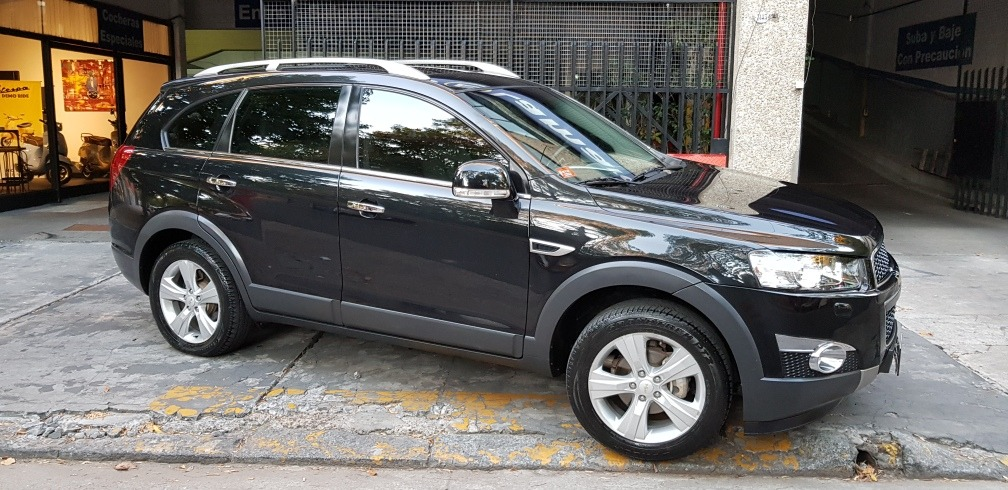 Chevrolet Captiva 2 2 Ltz Awd D 184cv At 2014