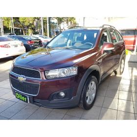 Chevrolet Captiva 2.4 Ls Mt 2016 Nafta 7 Asientos 46655831