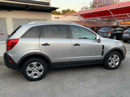 chevrolet captiva 2.4 ls piel at 2014