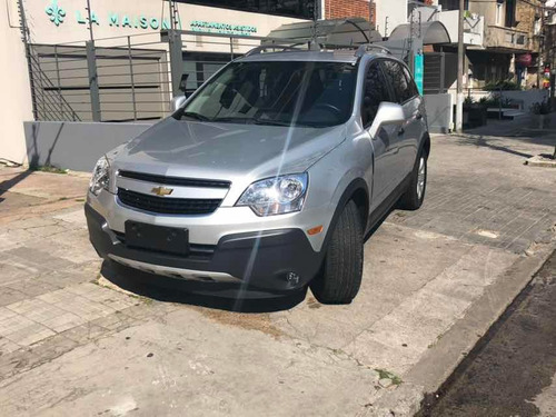 chevrolet captiva 2.4 lt awd 167cv 2011