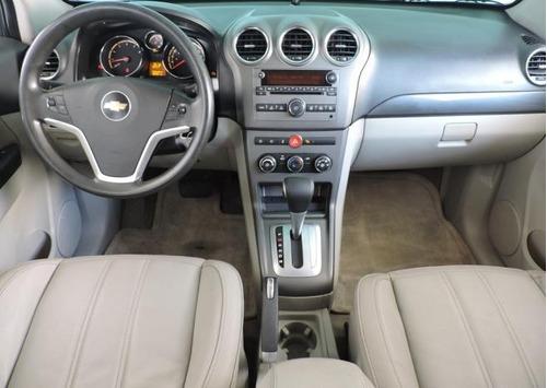 chevrolet captiva 2.4 sfi fwd 16v gasolina  automático  2009