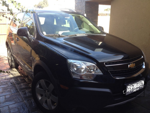 chevrolet captiva 2.4 súper full automática over drive