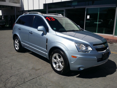 chevrolet captiva 3.0 b sport piel r-17 at 2013