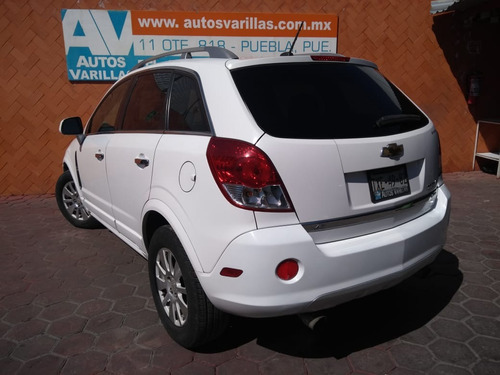 chevrolet captiva 3.0 b sport piel r-17 at