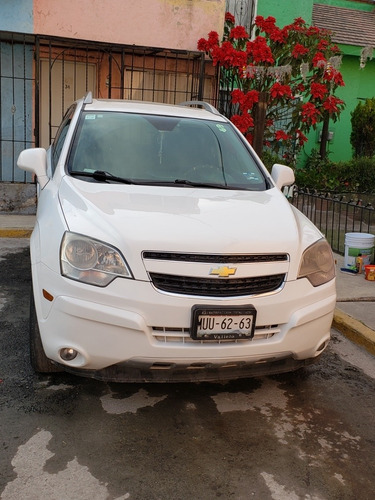chevrolet captiva 3.0 d sport aa v6 r-17 at 2011