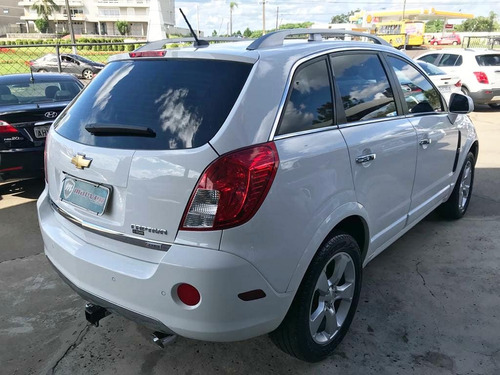 chevrolet captiva 3.0 sport awd 2013