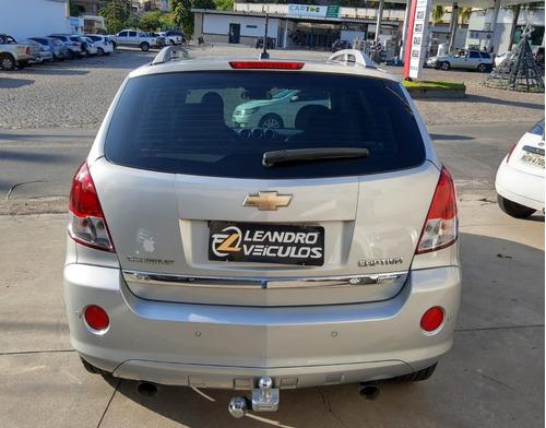 chevrolet captiva 3.6 sfi fwd v6 24v gasolina 4p automático